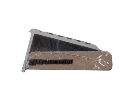 CanDo Nez de marche 130x5 cm béton gris clair
