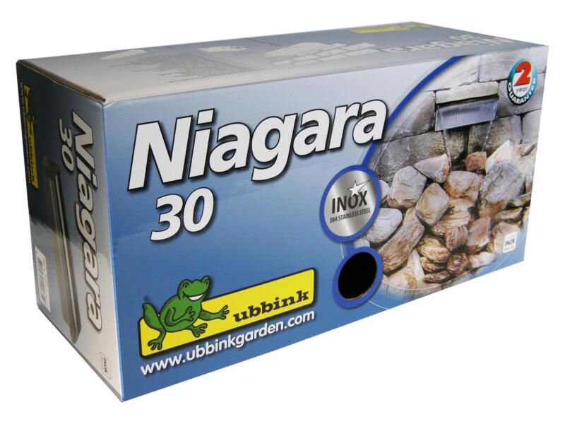 Ubbink Niagara 30 cascade lame d'eau
