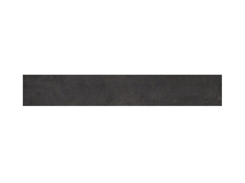 Nice plinthe céramique 7,2x45 cm anthracite 2,25mct/emballage