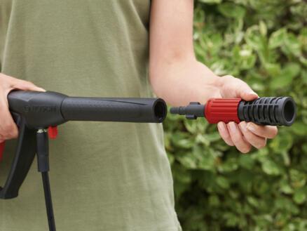 Bosch Nilfisk Adapter lagedruk voor hogedrukreiniger