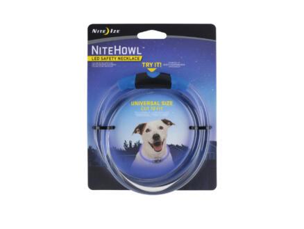 Nite Ize NiteHowl LED halsband 68,58x0,76 cm blauw