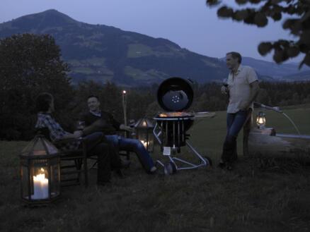 No. 1 Air F50 kogelbarbecue 50cm