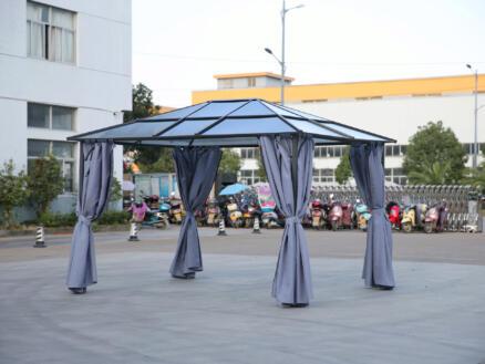 Garden Plus Nobili paviljoen 300x360 cm
