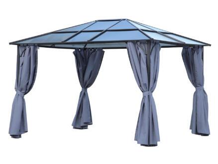 Garden Plus Nobili pavillon 300x360 cm