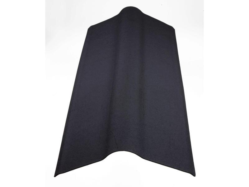 Onduline Nokstuk 100x47 cm bitumen zwart