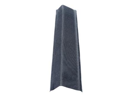 Onduline Nokstuk 100x50 cm bitumen zwart