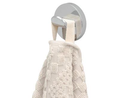 Tiger Noon crochet porte-serviette 4,9cm chrome