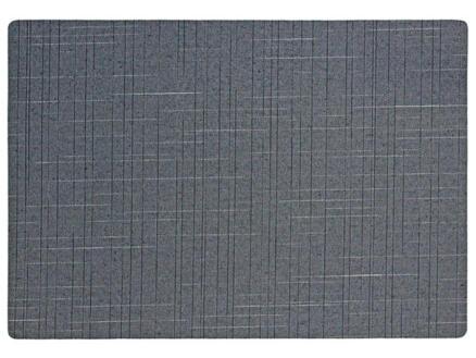 Finesse Nora set de table 43x30 cm luca grey