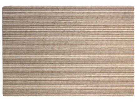 Finesse Nora set de table 43x30 cm xavi beige