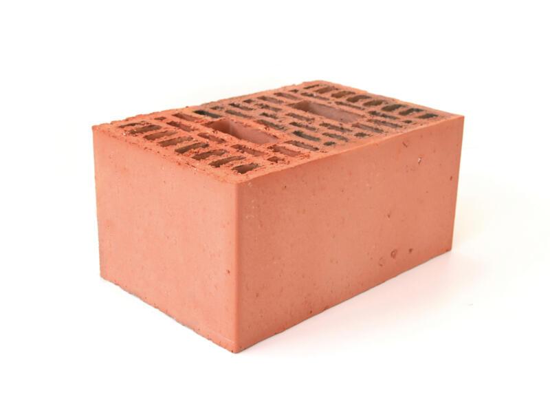 Nova bloc treillis 29x19x14 cm rouge