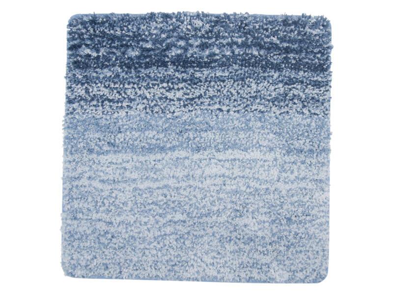 Differnz Nowa tapis de bain 60x60 cm bleu