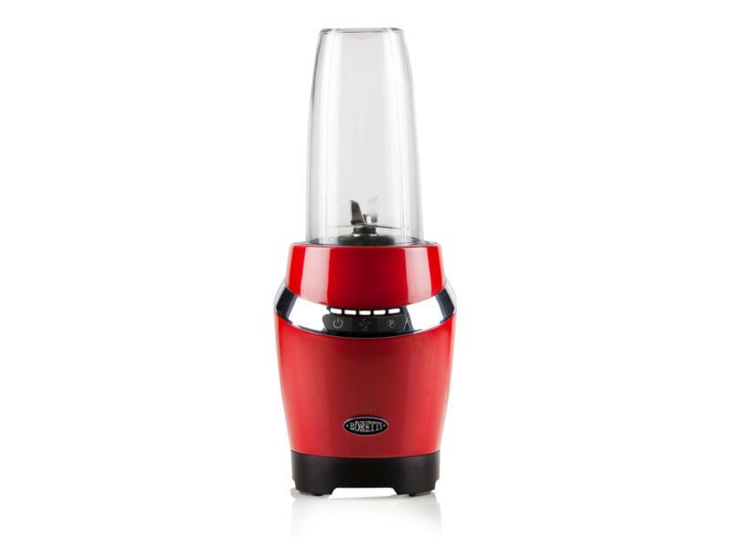 Boretti Nutri Frulli Personal blender digital rouge