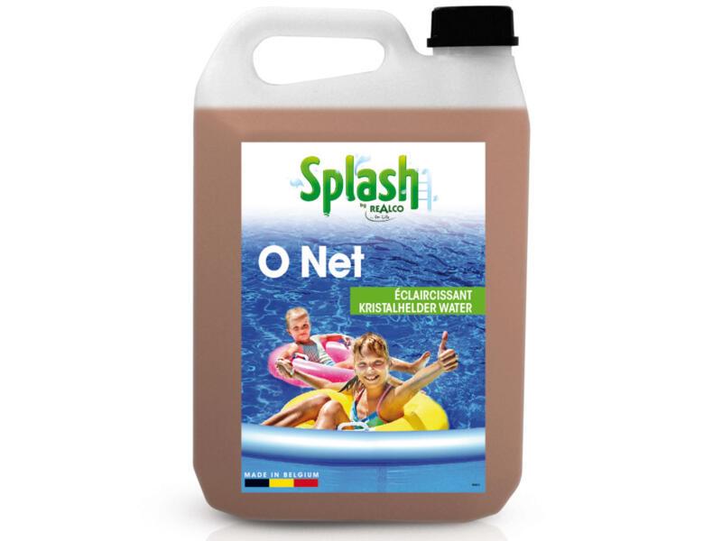 Splash O Net voor helder water 5l