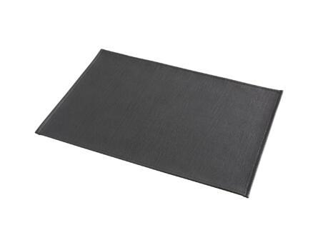 Finesse Odette placemat 45x30 cm zwart