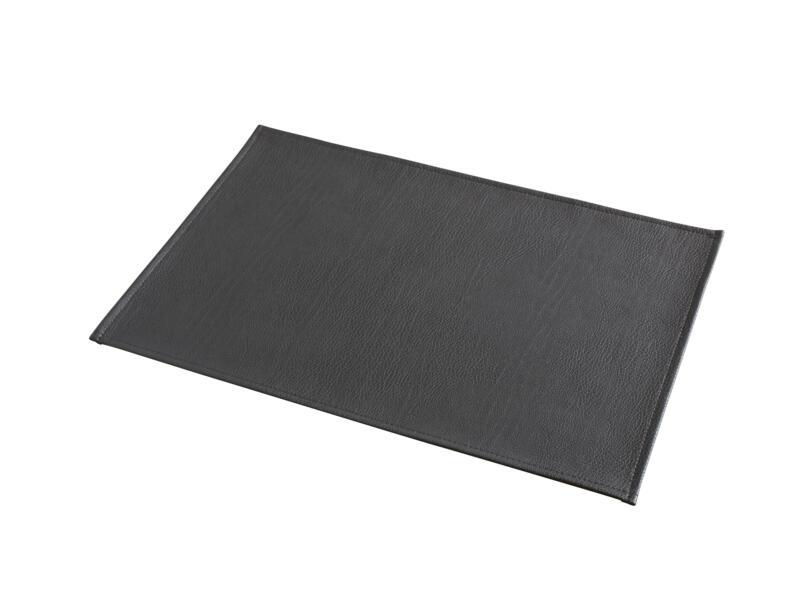 Odette set de table 45x30 cm noir