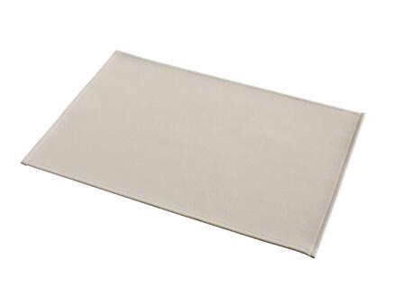 Odette set de table 45x30 cm sable