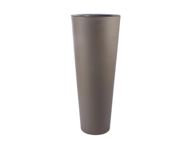 Olla 135 bloempot 54cm cappuccino