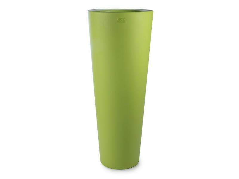 Olla 135 pot à fleurs conique 54cm citron vert