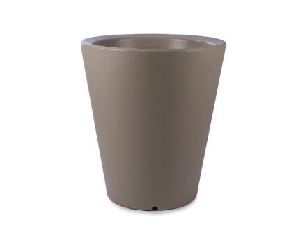 Olla 70 bloempot 60cm cappuccino