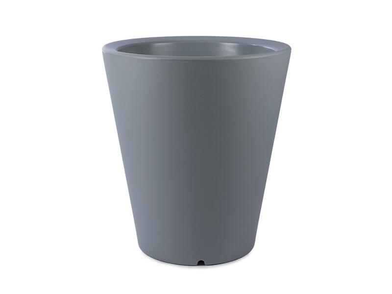 Olla 70 pot à fleurs 60cm gris
