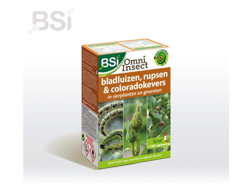Bsi Omni Insect insecticide vretende & zuigende insecten 50ml