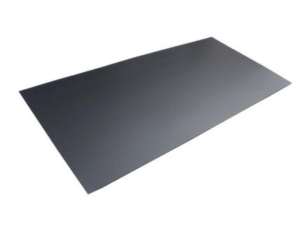 Scala Onderdakplaat 2,5mm 2x1 m zwart