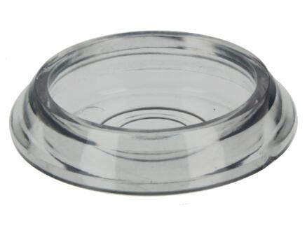 Sam Onderzetter 40mm transparant 4 stuks