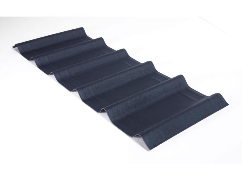 Onduline Onduvilla panneau de toit 107x40 cm 3 mm 2,17m² slate grey
