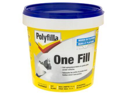 Polyfilla One-fill vulmiddel 1l