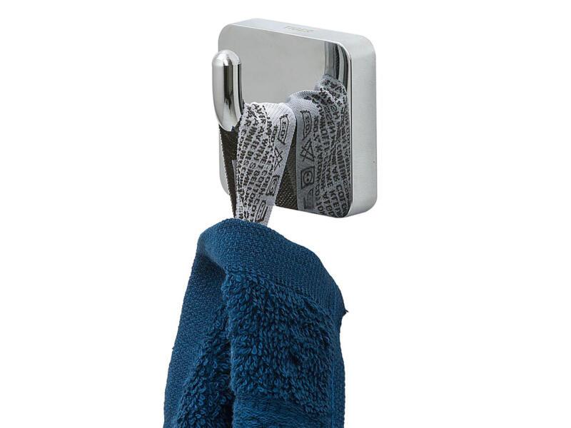 Tiger Onu crochet porte-serviette 4,8cm chrome