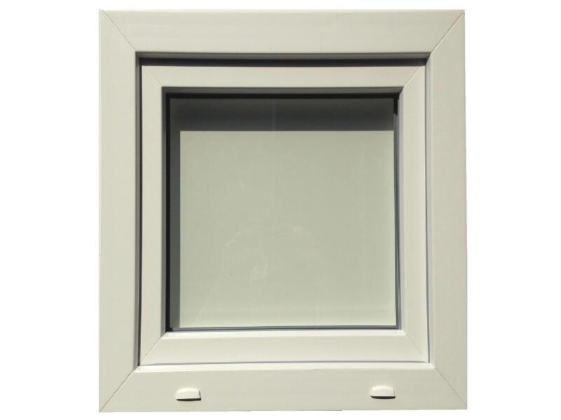 Openvallend raam 46x48 cm PVC