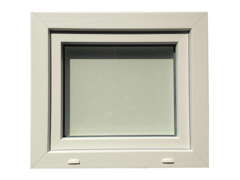 Openvallend raam 86x48 cm PVC