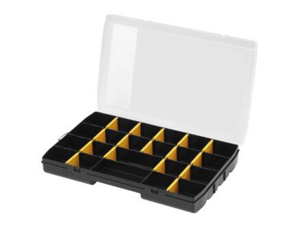 Stanley Organizer 27,2x18,9x4,6 cm 17 compartimenten
