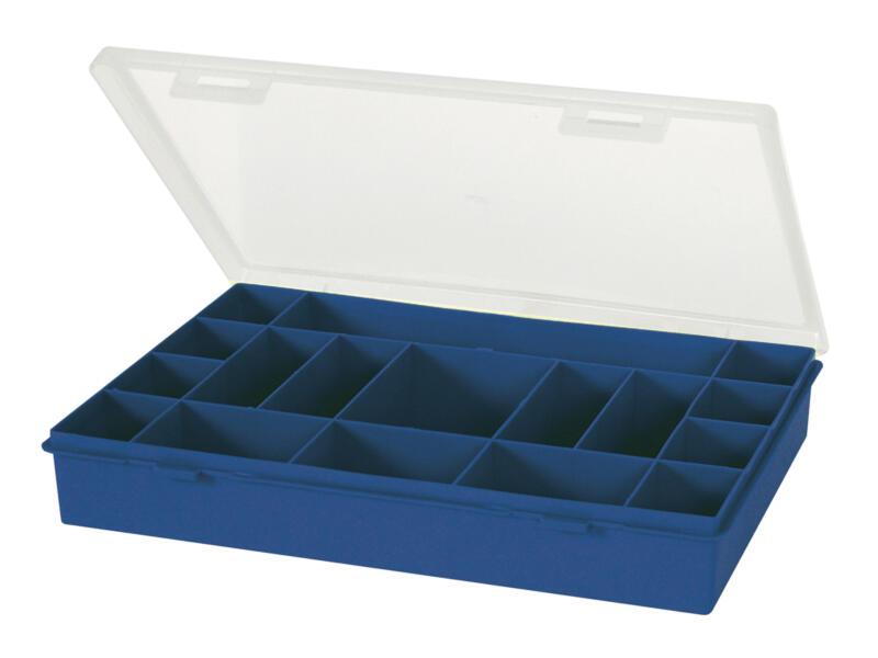 TAYG Organizer 33x24,7x5,4 cm 17 compartimenten