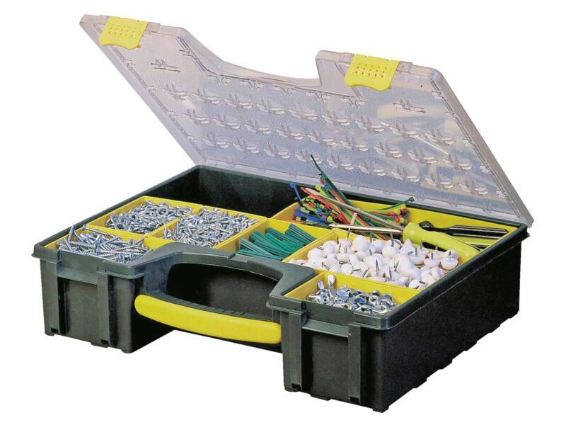 Stanley Organizer Pro coffret à compartiments 42,3x33,4x10,5 cm 8 compartiments