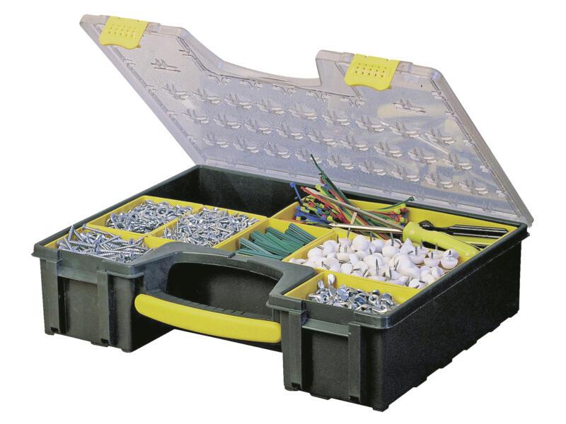 Stanley Organizer Pro organizer 42,3x33,4x10,5 cm 8 compartimenten