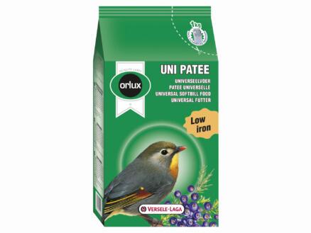 Orlux Uni Patee aliment universel 1kg