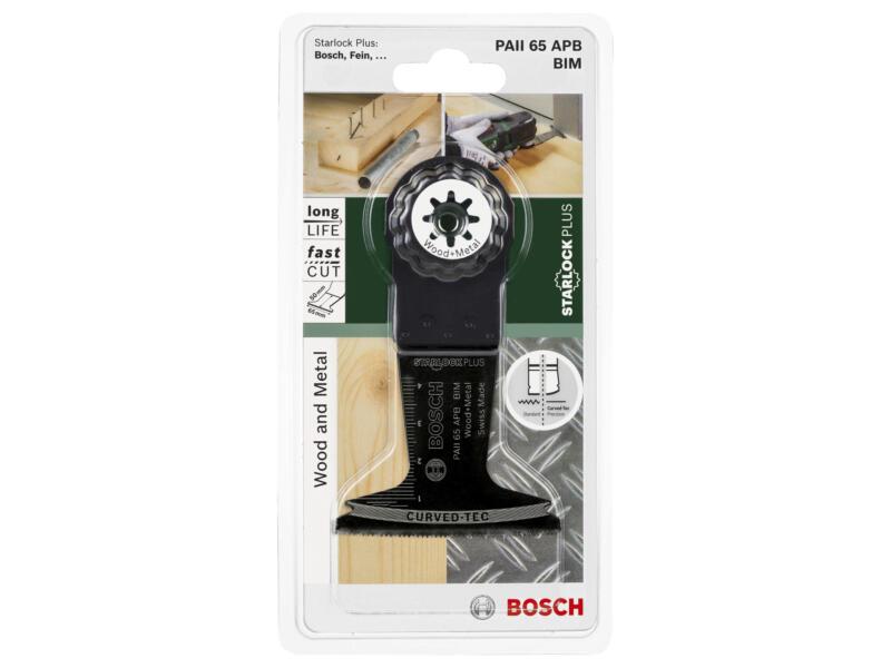 Bosch PAII 65 APB lame de scie plongeante BIM 65mm bois/métal