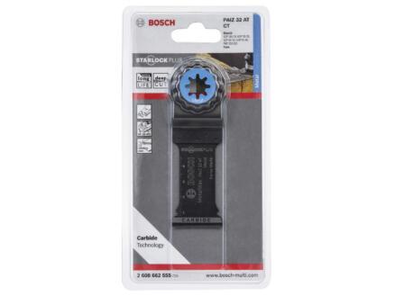 Bosch Professional PAIZ 32 AT invalzaagblad carbide 32mm metaal