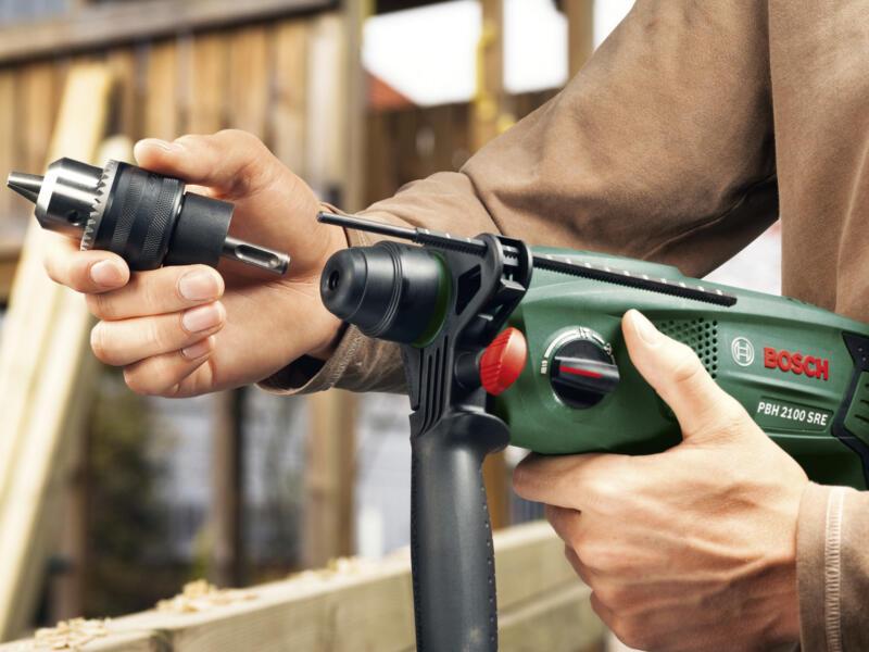 Bosch PBH 2100 SRE marteau-perforateur 550W