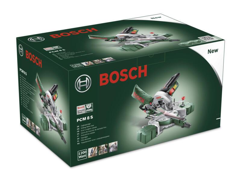Bosch PCM 8 S kap- en verstekzaag 1200W 220mm