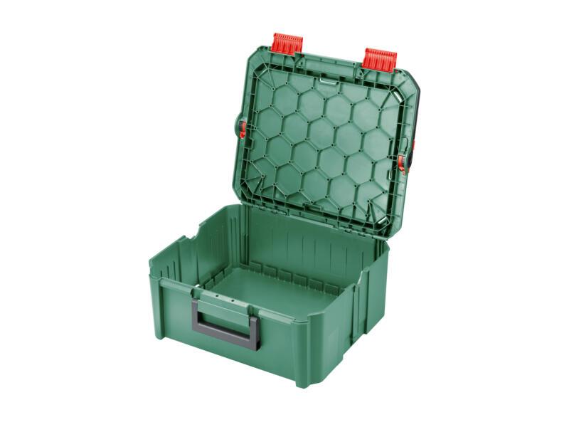 Bosch PEX 300 AE excentrische schuurmachine 270W + 31 accessoires +  SystemBox