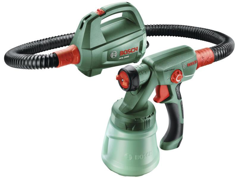 Bosch PFS 2000 pulvérisateur à peinture 440W