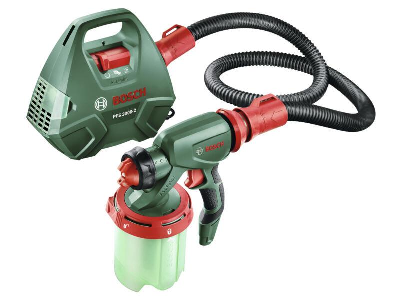 Bosch PFS 3000-2 pulvérisateur à peinture 650W
