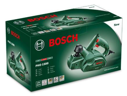 Bosch PHO 1500 schaafmachine 550W