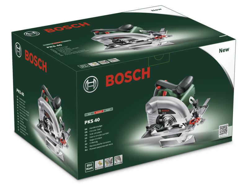 Bosch PKS 40 cirkelzaag 850W 130mm