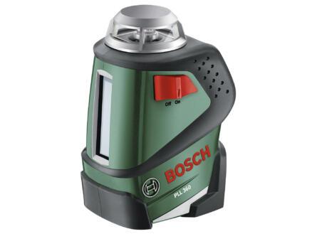Bosch PLL 360 Premium laser à ligne + trépied