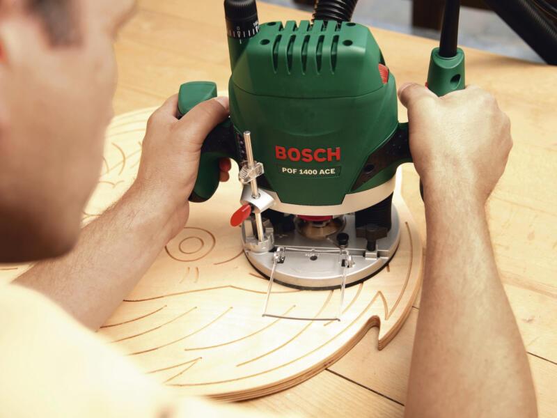 Bosch POF 1400 ACE bovenfrees 1400W