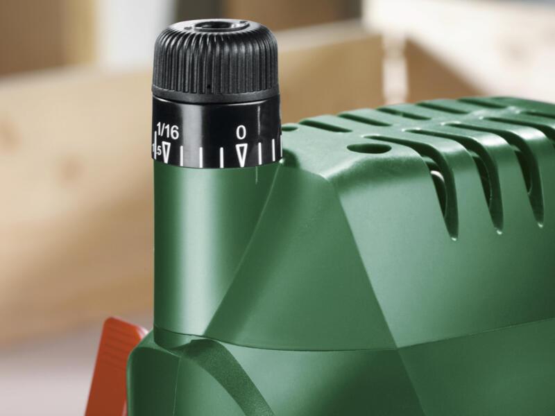 Bosch POF 1400 ACE défonceuse + accessoires