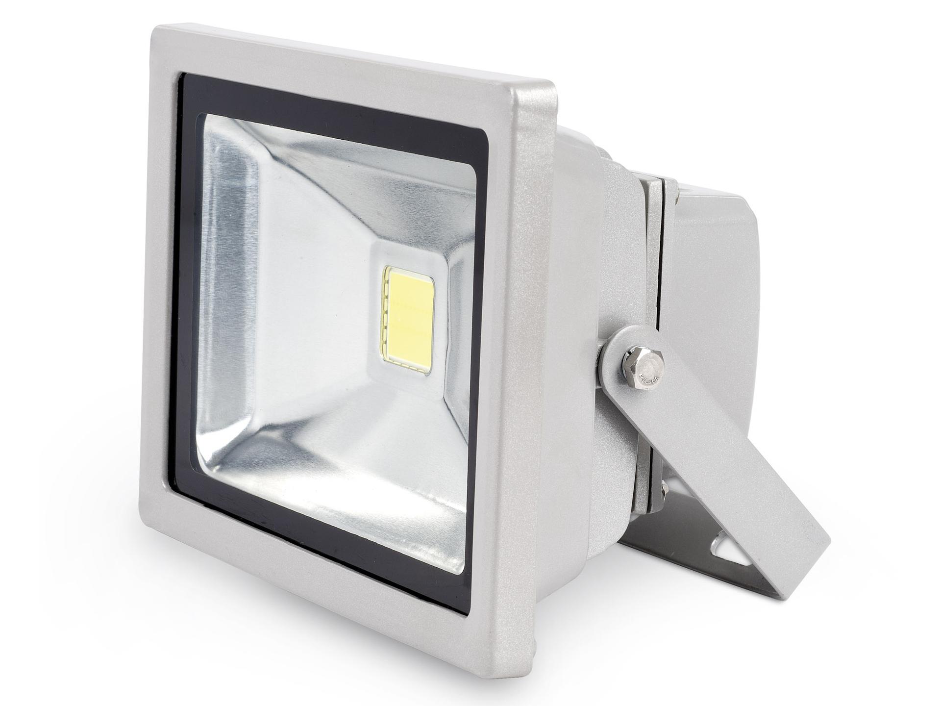 Powerplus POWLI230 LED straler 20W grijs | Hubo